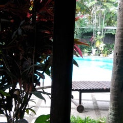 Photo taken at Hotel Winotosastro Garden by Eka W. on 3/26/2014
