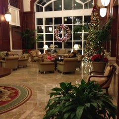 Photo taken at The Ballantyne Hotel & Lodge, Charlotte by Sean F. on 12/13/2012