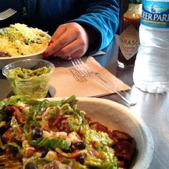 Photo taken at Chipotle Mexican Grill by Michael S. on 11/3/2012