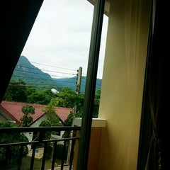 Photo taken at Home & Hill Resort Nakonnayok by MadamPui on 7/22/2013