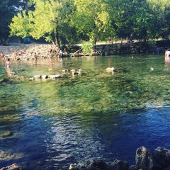Photo taken at Barton Springs Playground by Andrew J. C. on 9/17/2015