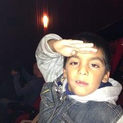 Photo taken at Omniplex Cinema by Mey C. on 10/21/2012
