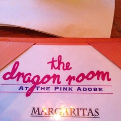 Photo taken at The Dragon Room Bar by The Santa Fe VIP on 11/19/2012