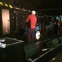 Photo taken at Komedia by Henry D. on 5/14/2015