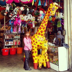 Photo taken at Pinata District by Tony C. on 1/25/2013