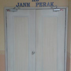 Photo taken at Jabatan Akauntan Negara Malaysia Negeri Perak by Haizam K. on 4/5/2014