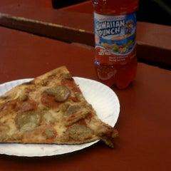 Photo taken at Haymarket Pizza by Trevor P. on 3/14/2013