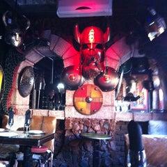 Photo taken at Restaurant Los Vikingos by Michelle B. on 7/17/2012