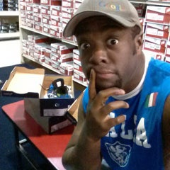 Photo taken at Sports Authority by Trent S. on 7/28/2013