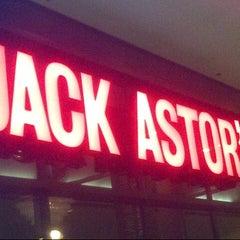 Photo taken at Jack Astor's Bar & Grill by Adam Robert B. on 1/16/2013