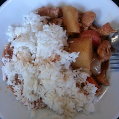Photo taken at Thai Curry Simple by didi on 7/21/2014