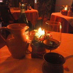 Photo taken at Antica Locanda Brancaccio by Loretta on 2/14/2015
