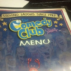 Photo taken at Comedy Club Stardome by Corey P. on 10/4/2012