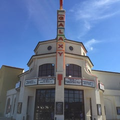 Photo taken at Galaxy Colony Square Theatres by Eric Lawton F. on 2/11/2015