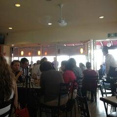 Photo taken at Café Ventura by Carlos F. on 3/25/2013