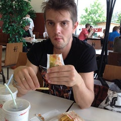Photo taken at Hesburger by Alena F. on 6/4/2014