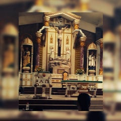 Photo taken at St. James the Greater Parish by Rodel Jay C. on 12/19/2014