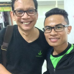 Photo taken at One Place Mall by Putra J. on 9/27/2014