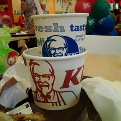 Photo taken at KFC by Hilmar A. on 8/7/2013