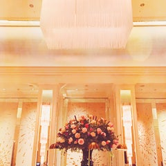 Photo taken at The Palm Court by Hana M. on 2/28/2016