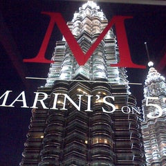 Photo taken at Marini's on 57 by fms on 7/9/2013
