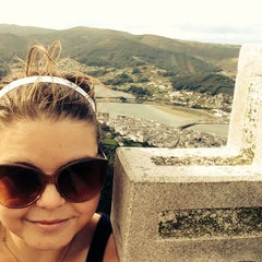 Photo taken at Mirador de San Roque by Sarah W. on 10/19/2013