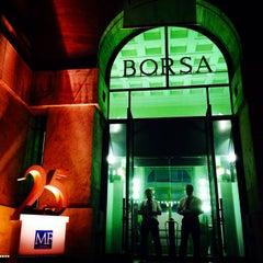 Photo taken at Borsa Italiana S.p.a. by Lina M. on 7/16/2014