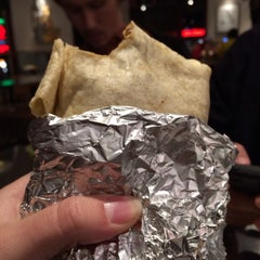 Photo taken at Chipotle Mexican Grill by Lacey V. on 4/5/2014