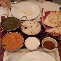 Photo taken at New Indian Cuisine by Alexander K. on 7/13/2014
