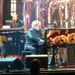 Photo taken at The Colosseum At Caesars Palace by Peter G. on 10/20/2012