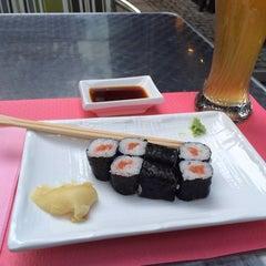 Photo taken at Nagano Japanese Restaurant by Sarah K. on 6/5/2014
