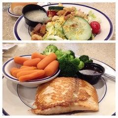 Photo taken at Bob Evans Restaurant by Alex G. on 11/16/2014