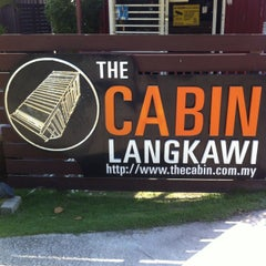 Photo taken at The Cabin Resort Langkawi by Michelle on 5/29/2015