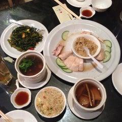 Photo taken at Soup Restaurant 三盅兩件 by Cassandra C. on 6/8/2014