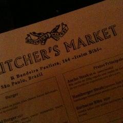 Photo taken at Butcher's Market by Juliana R. on 5/17/2012