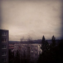 Photo taken at Domazlice, Manesova by Jan 'Gary90' G. on 1/6/2013