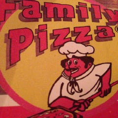 Photo taken at Family Pizza by Melvin M. on 7/1/2013