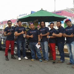Photo taken at Tampin Square by rocky cafe f. on 9/27/2015