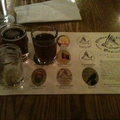 Photo taken at Rooster Fish Brewing by Caitlin K. on 11/2/2012