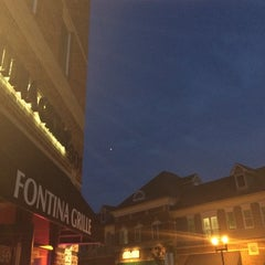 Photo taken at Fontina Grille by JaBig on 7/1/2014