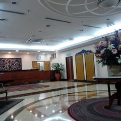 Photo taken at Hotel Putra KL by Opit on 4/27/2015