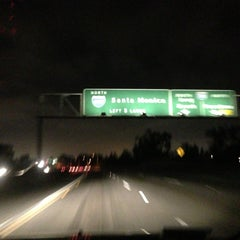 Photo taken at I-405 (San Diego Freeway) by Henry R. on 4/22/2013