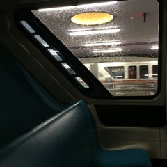 Photo taken at Monorail Teal by Marriann D. on 1/17/2016