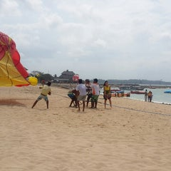 Photo taken at BMR Dive & Water Sports by Fransisca Susy H. on 7/5/2014