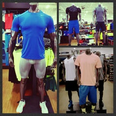 Photo taken at Sports Authority by Zola B. on 7/3/2014