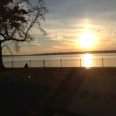 Photo taken at Historic Jamestowne by Chad M. on 11/11/2012