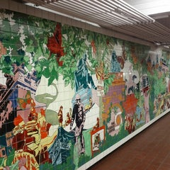 Photo taken at SEPTA: MFL 34th Street Station by Joseph on 2/8/2013