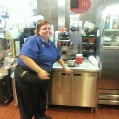 Photo taken at McDonald's by Robert G. on 10/27/2012