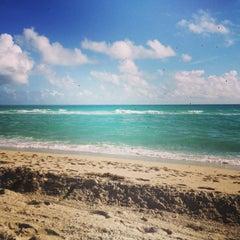 Photo taken at Four Points by Sheraton Miami Beach by Ekaterina L. on 1/6/2013