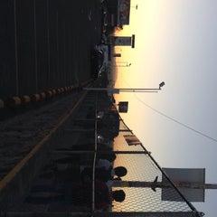 Photo taken at Macrobús Estación Independencia Norte by Desireé on 2/28/2014
